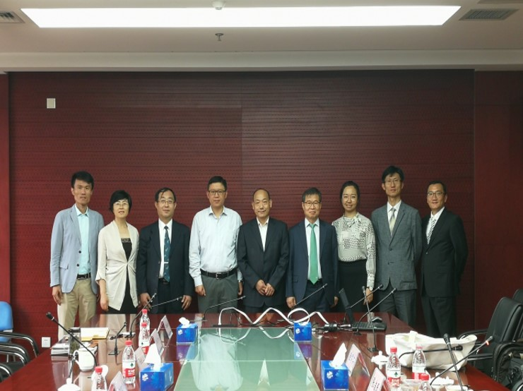 Cooperation Meeting on GMO Information between Korea and China