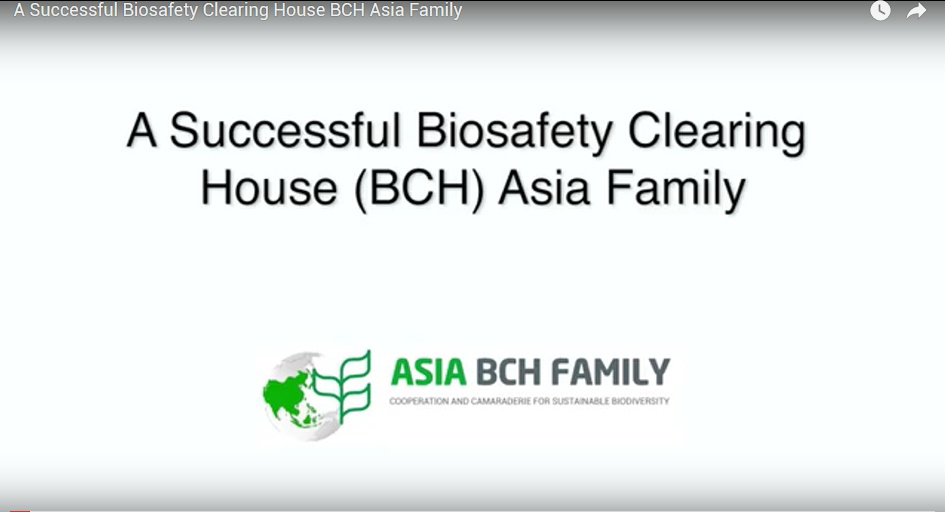 COP-MOP 8 side event : For a successful Asia BCH Family